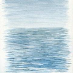 海をみる空をみる