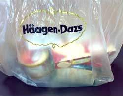 ハーゲンダッツ福袋1