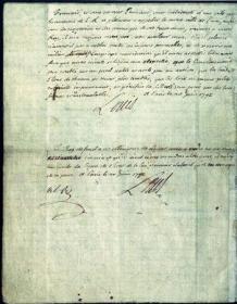 ルイ16世の遺言