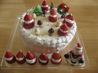 2008christmascake 001