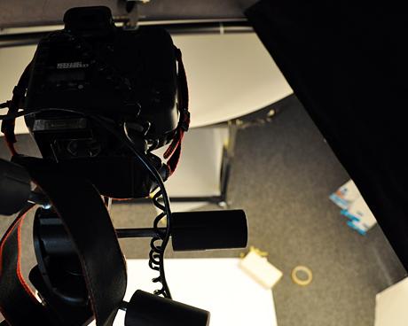 富山県総合デザインセンター デジタル撮影室
