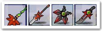 メイポ武器