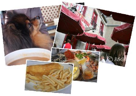 eモン・サン・ミッシェルのレストラン6