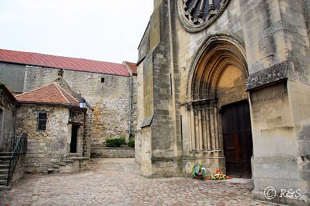 iオヴェールの教会5IMG_3398