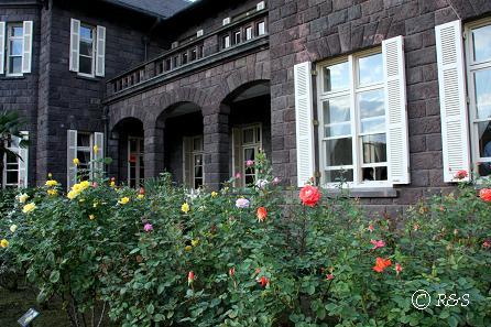 旧古河庭園11ローラIMG_6946