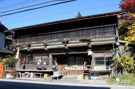 a堀辰雄邸近く2IMG_7971