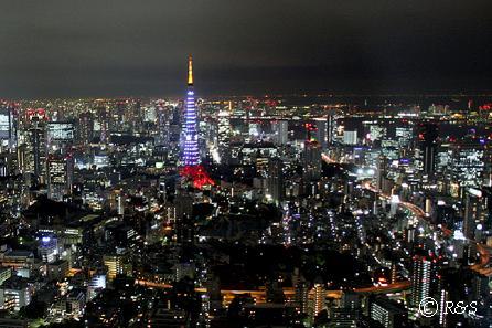 東京の夜景1IMG_0466