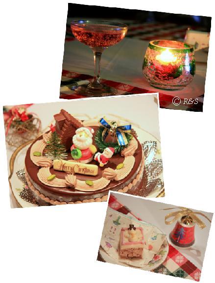 クリスマス・ケーキ5