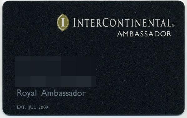 RA card