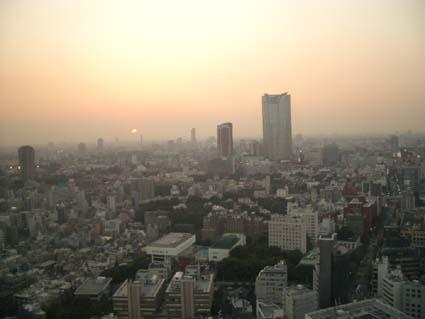 嗚呼、東京。