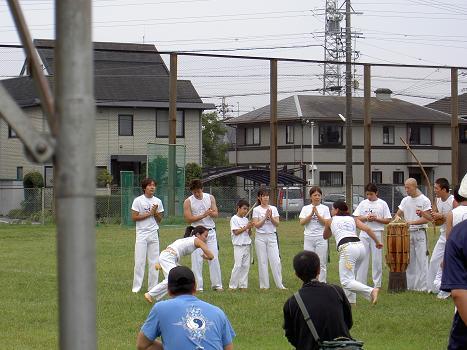 ブラジルの格闘技