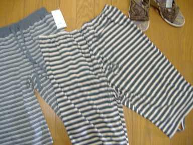 パジャマのズボンS