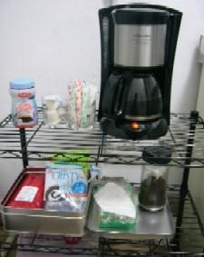 コーヒーコーナー?