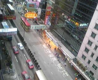 香港の交通