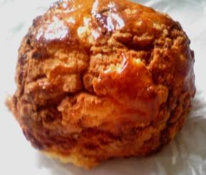 85℃キャラメルメロンパン
