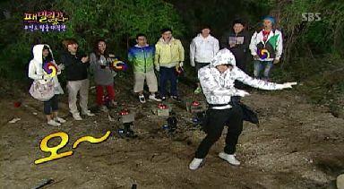 Daesung - 090531 SBS Good Sunday - Family.avi_000881413