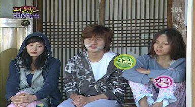 Daesung - 090531 SBS Good Sunday - Family.avi_002573170
