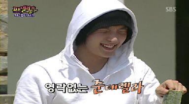 Daesung - 090531 SBS Good Sunday - Family.avi_004248777