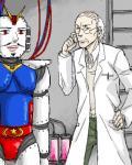 博士と機動兵士ハンサム
