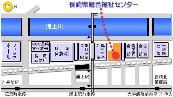 九州 長崎 地図
