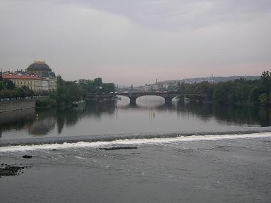 ボヘミアの川