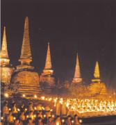 神秘の国、タイランド