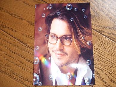 ジョニーのカード