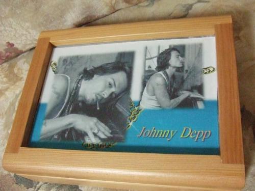 ジョニーの箱