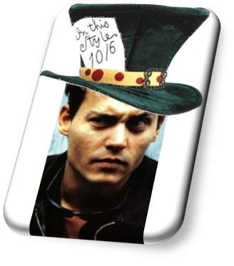 いかれ帽子屋ジョニー