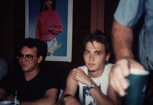ジョニーとサル・ジェンコ