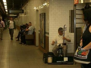 チャイナタウン・地下鉄