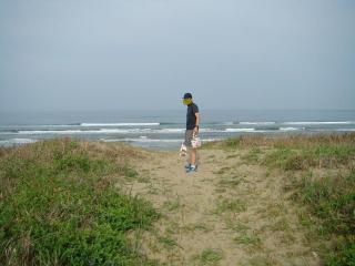 あたしは早く海に行きたいの!