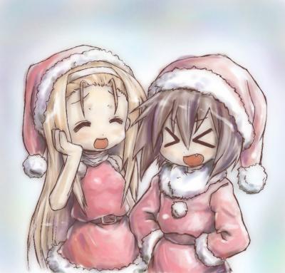 背景クリスマス