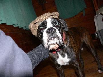 ラン帽子2
