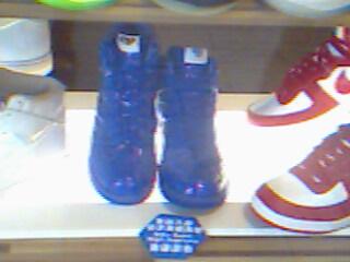 20090621 西門07-好鮮#35924;的鞋子02