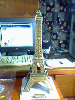 20090622 巴黎鐵塔01