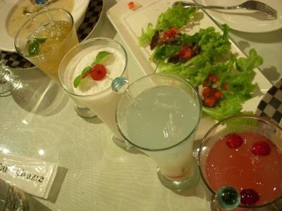 四人的酒(上方)