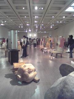 国展彫刻部屋