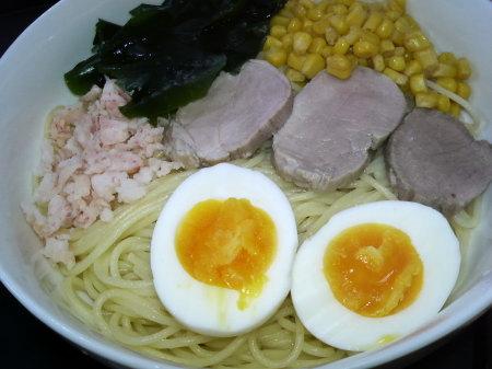 洋食食堂・おかだのトキめきカレーラーメン2