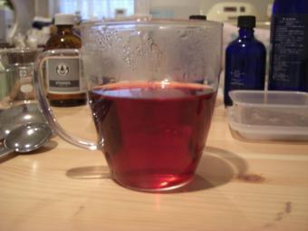 ハイビスカス茶1