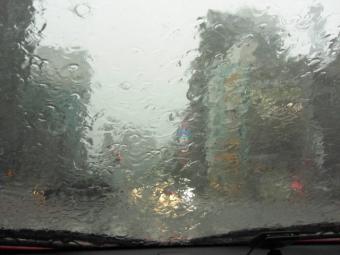 集中豪雨1