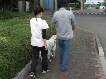 歩行体験1