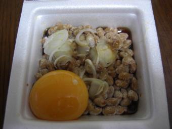 納豆たまご