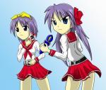 戦え柊姉妹