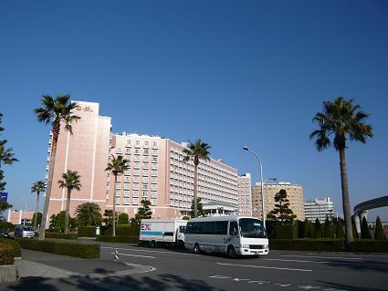 ホテル東急