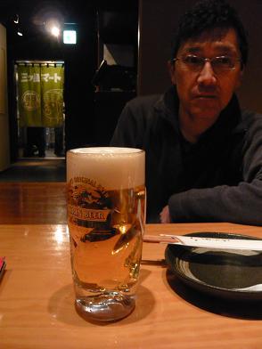 ビール旦那