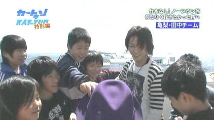 [TV]08-04-16 Cartoon KAT-TUN[21-01-07]