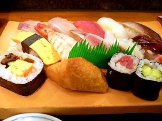 寿司定食1.5