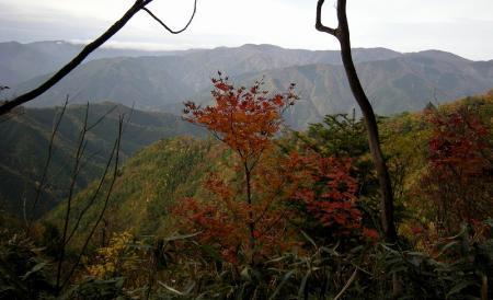 2008.11.2霧立縦走 055