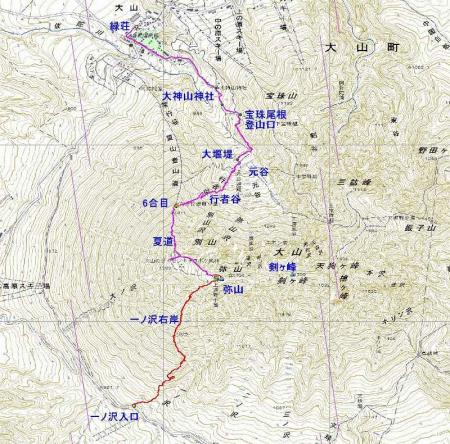 伯耆大山2009